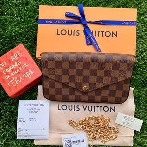 *BRAND NEW* Louis Vuitton Pochette Felicie